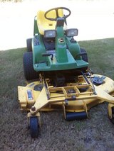 F725 John Deere Riding Mower in Lawton, Oklahoma