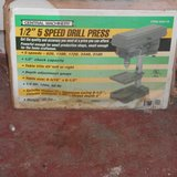 """1/2"""" Electric Drill Press in Baytown, Texas"""