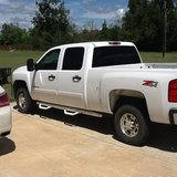 2008 Chevy Z71 in Lake Charles, Louisiana