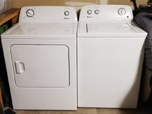 Washer and dryer selling for friend in Colorado Springs, Colorado