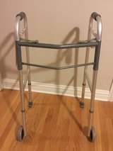 Guardian Rolling Walker with Wheels + Glides in St. Charles, Illinois