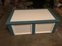 Coffee table/toy box/storage box in Camp Lejeune, North Carolina
