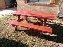 6' Classic Picnic Table in Alamogordo, New Mexico
