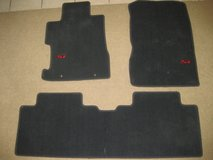 Honda Civic Si 4-door  FLOOR MATS 2008 in Travis AFB, California