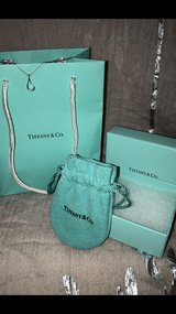 Tiffany & Co Necklace Authentic in Lockport, Illinois