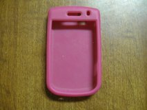 Pink Blackberry Rubber Case*FREE* in Houston, Texas