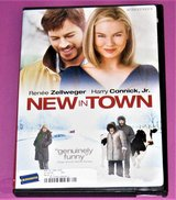 NEW IN TOWN starring RENEE ZELLINGER & hHARRY CONNICK in Schaumburg, Illinois