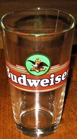 14oz Budweiser Beer Glass in Palatine, Illinois
