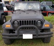 2000 Jeep Wrangler in The Woodlands, Texas