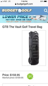Golf Hard Shell Travel Case in Morris, Illinois