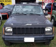 1995 Jeep Cherokee 4x4 in The Woodlands, Texas