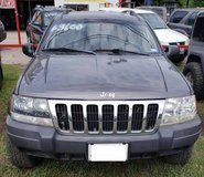 2003 Jeep Grand Cherokee 4x4 in The Woodlands, Texas