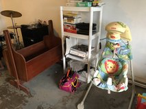 Baby clothes and furniture in Lawton, Oklahoma