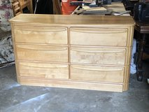 Solid wood Dresser in Chicago, Illinois