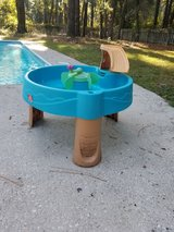 Water table in Beaufort, South Carolina