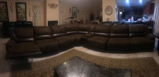 Large  Reclining  Sectional Couch in 29 Palms, California