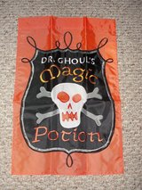 """NEW OUT OF PACKAGE 'HALLOWEEN"""" MINI FLAG 12 X 18 INCHES in Camp Lejeune, North Carolina"""