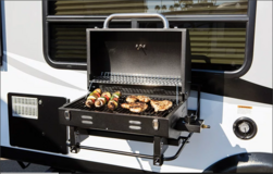 Portable Gas Grill, Tabletop or w/RV Mount included in 29 Palms, California