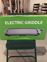 Electric Griddle - New in Box in Bolingbrook, Illinois