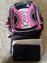 Pink & Black backpack in Aurora, Illinois