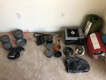 Camping Gear (Sleeping Bags, Camp Stoves, Cookware) in Hampton, Virginia