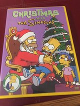 Christmas with the Simpsons DVD in Lockport, Illinois