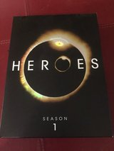 """Heroes"" Season 1 DVD Set - 7 Discs in Bolingbrook, Illinois"