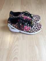 Adidas Cheetah Print Shoes in Ramstein, Germany