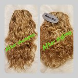 "8""Integration Topper size 5"" x6"" Color #22/#27 Ligth Blonde/w Honey Blonde in Gainesville, Georgia"