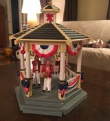 Park Gazebo Table Accent in Joliet, Illinois