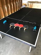 Table tennis and accessories in Fort Drum, New York