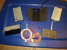 Galaxy S5 (wallet) cases and charging cables in DeRidder, Louisiana