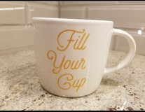 Starbucks Fill Your Cup mug in Bolingbrook, Illinois