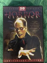 HORROR CLASSICS Movies over 62 Hours on 12 DVDs in Fort Knox, Kentucky