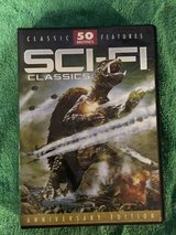 SCI-FI Movies over 62 Hours on 12 DVD in Fort Knox, Kentucky