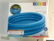 Inflatable Pool in Naperville, Illinois