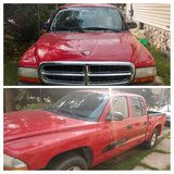 2002 Dodge Dakota Sport Dual Cab in Joliet, Illinois