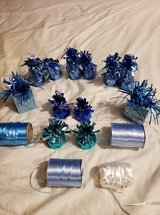 12 BALLOON WEIGHTS AND RIBBON in Clarksville, Tennessee