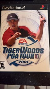 Play Station 2 EA sports Tiger Woods in Ramstein, Germany