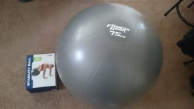 Exercise Ball in Fort Drum, New York