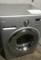 LG directdrive washer/dryer combo in Schaumburg, Illinois