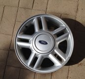 Rims Set of 4 for Ford in Alamogordo, New Mexico