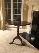 Solid Cherry end table in Oswego, Illinois