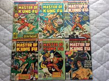 Comics: Master of KungFu in Warner Robins, Georgia