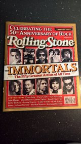 Rolling Stone Celebrating the 50th Anniversary of Rock in Ramstein, Germany