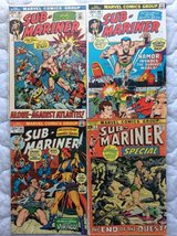 Comics: Sub-Mariner in Warner Robins, Georgia
