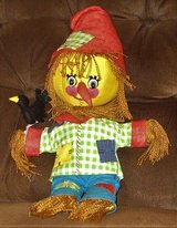 "Handmade Scarecrow Wizard of OZ Doll - Approx. 19"" High in Palatine, Illinois"