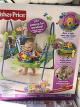 Fisher-Price Deluxe Jumperoo in Plainfield, Illinois