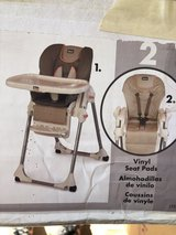 Chicco Highchair in Plainfield, Illinois