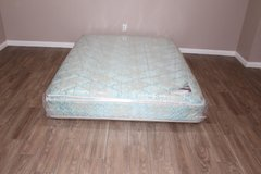 Queen Size mattress by Stearns and Foster Correct Comfort Regal VIII in Kingwood, Texas
